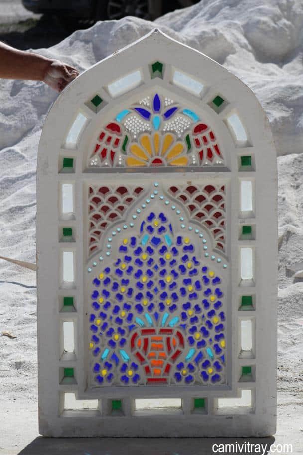 Cami Pencereleri - KOD : 451