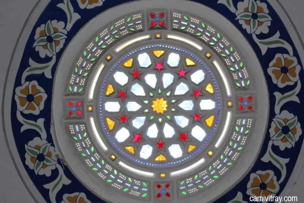 Cami Pencereleri - KOD : 452