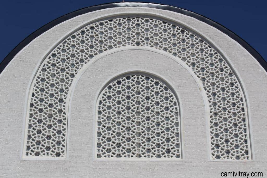 Cami Pencereleri - KOD : 323