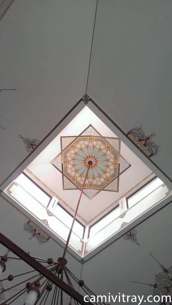 Cami Pencereleri - Nakkaş
