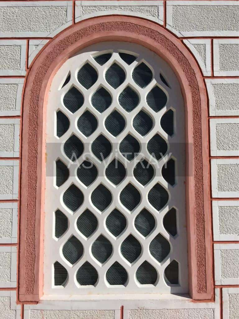 Cami Pencereleri - KOD : 301