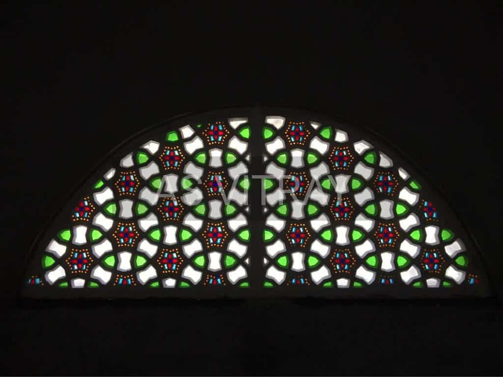 Cami Pencereleri - KOD : 208