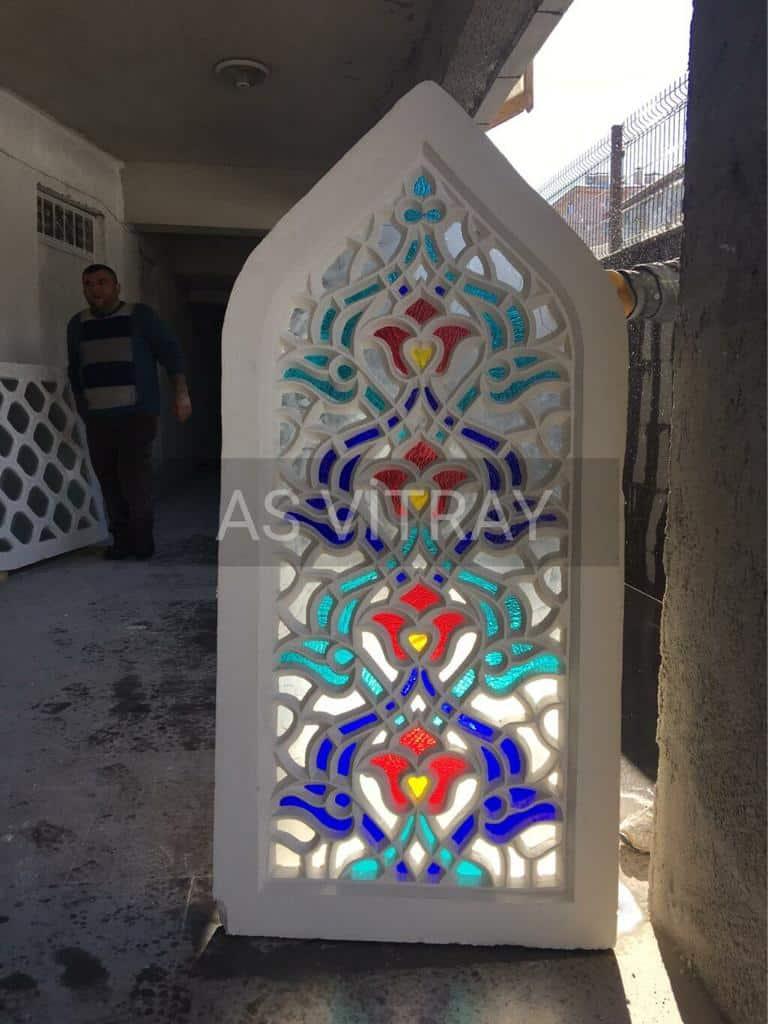 Cami Pencereleri - KOD : 405