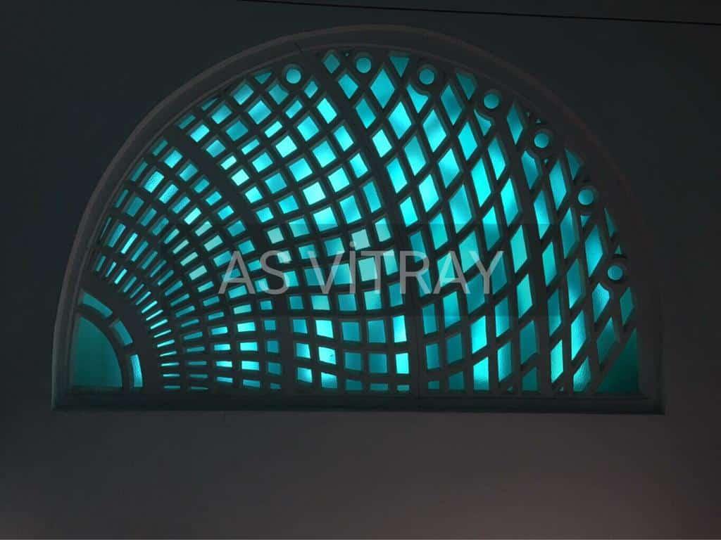 Cami Pencereleri - KOD : 204