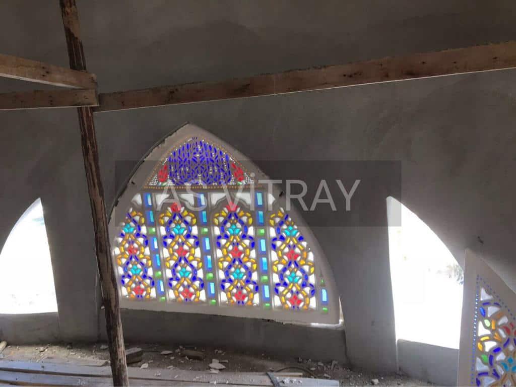 Cami Pencereleri - KOD : 406