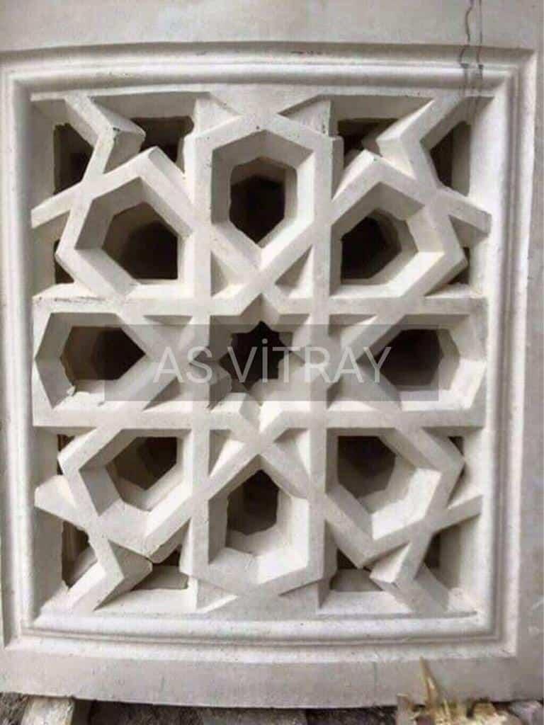 Cami Pencereleri - Minare Korkuluğu