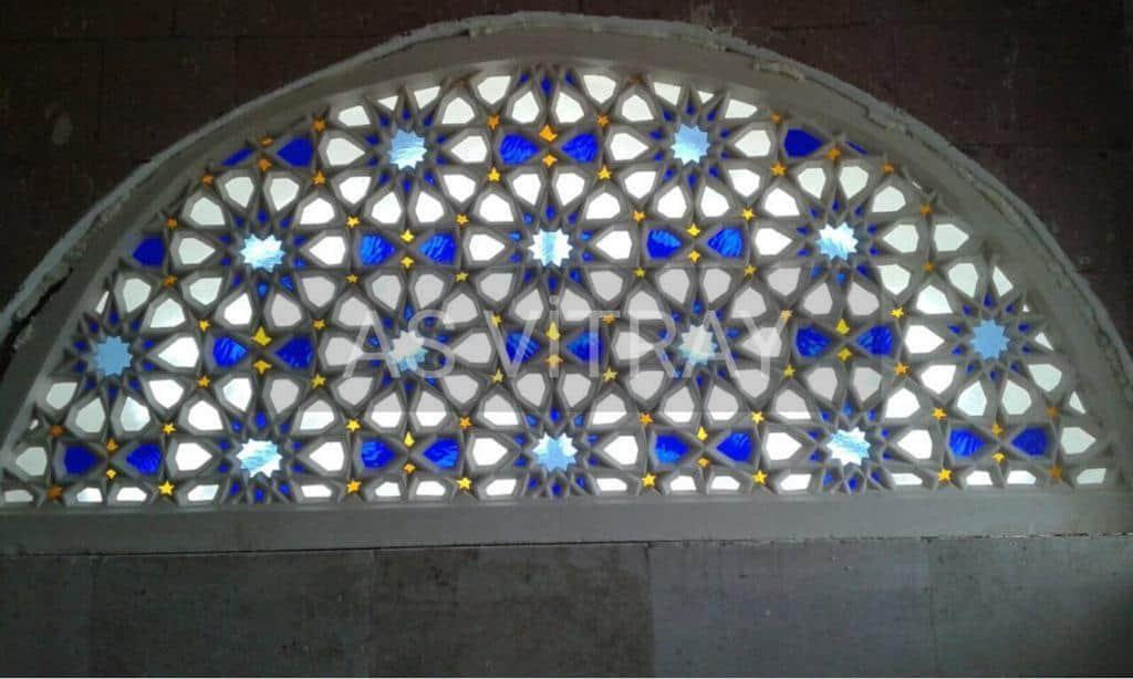 Cami Pencereleri - KOD : 205
