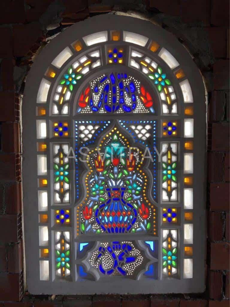 Cami Pencereleri - KOD : 408