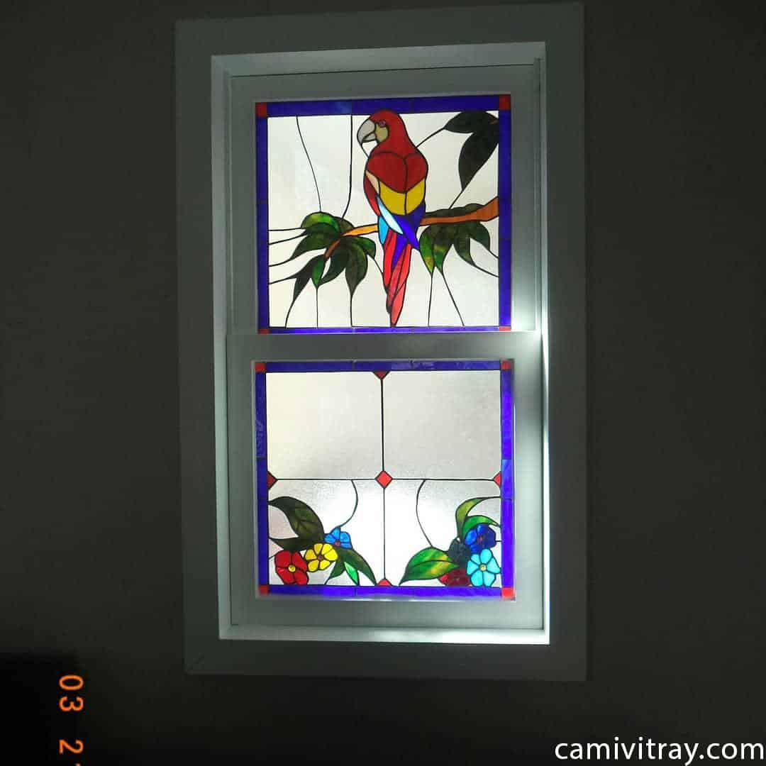 Cami Pencereleri - Tiffany Vitray