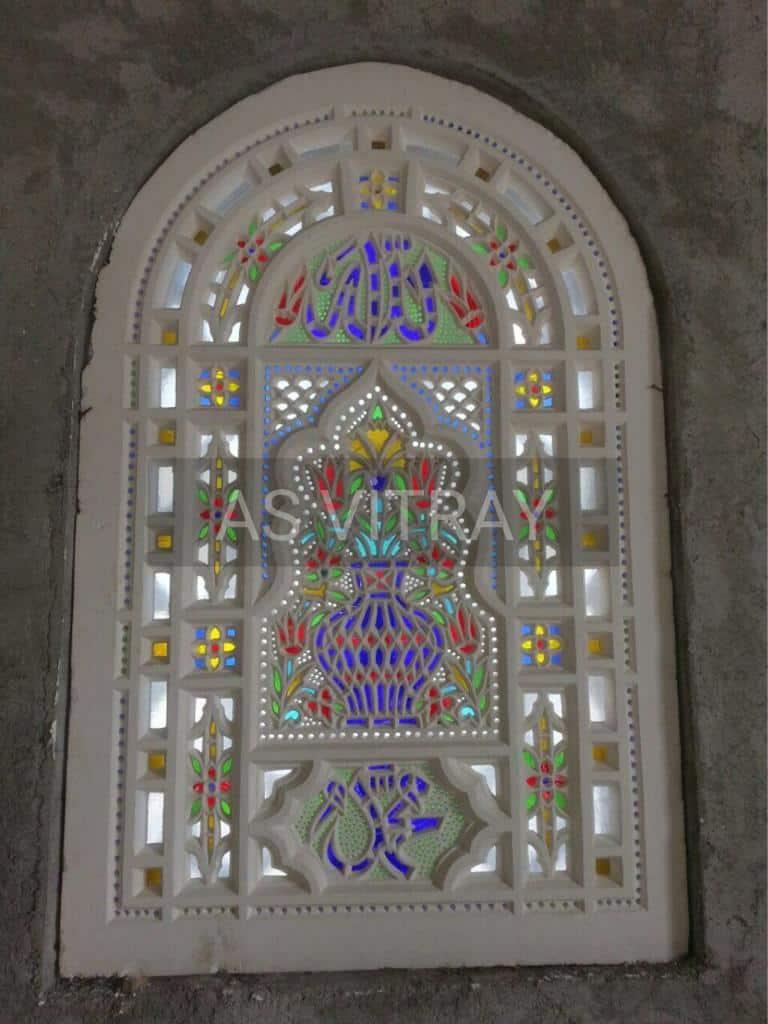 Cami Pencereleri - KOD : 441