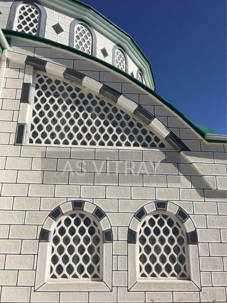 Cami Pencereleri - KOD : 317