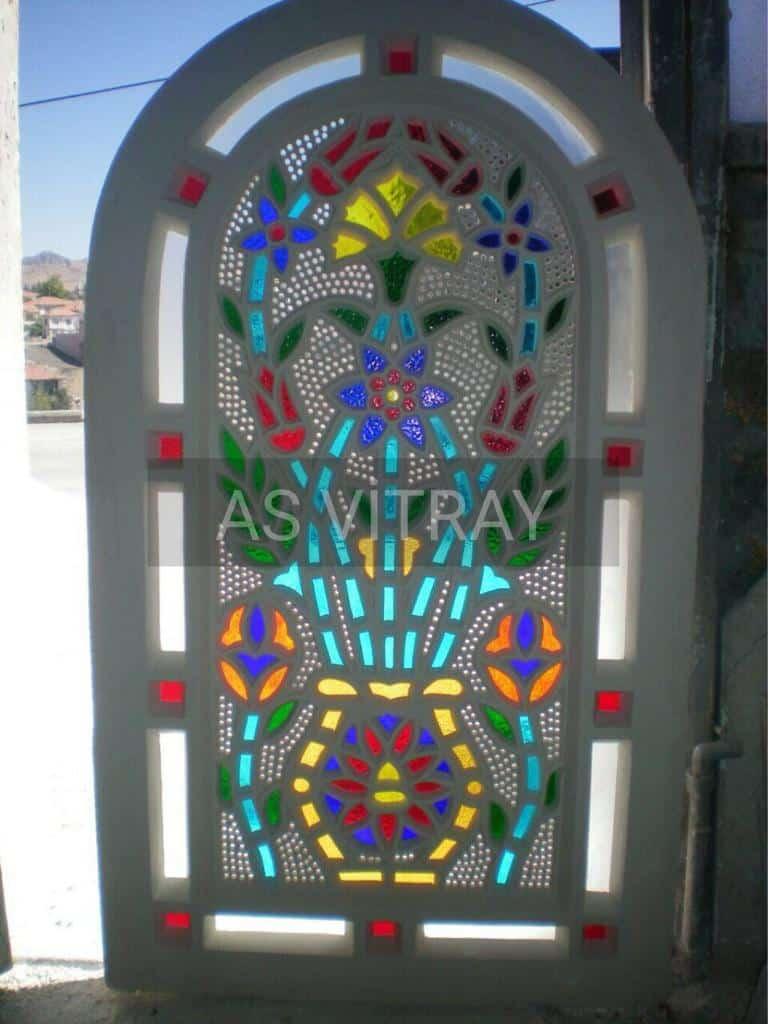 Cami Pencereleri - KOD : 444