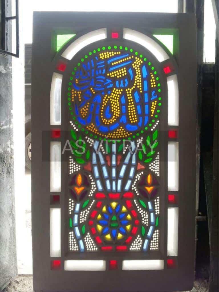 Cami Pencereleri - KOD : 445