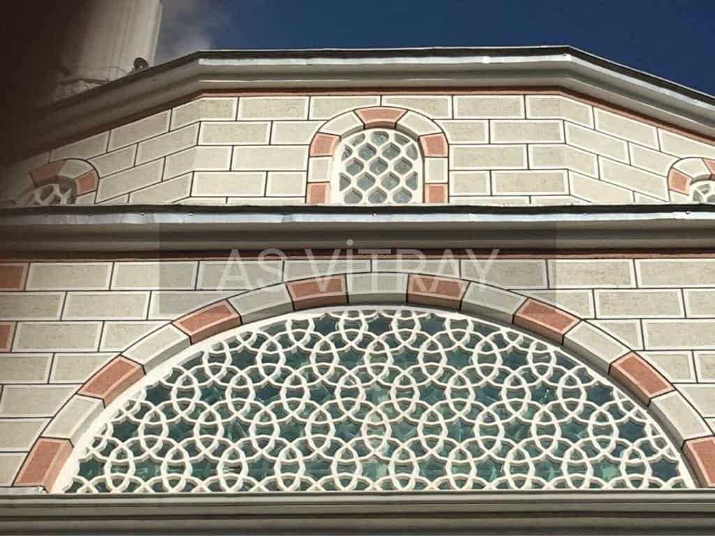 Cami Pencereleri - KOD : 319