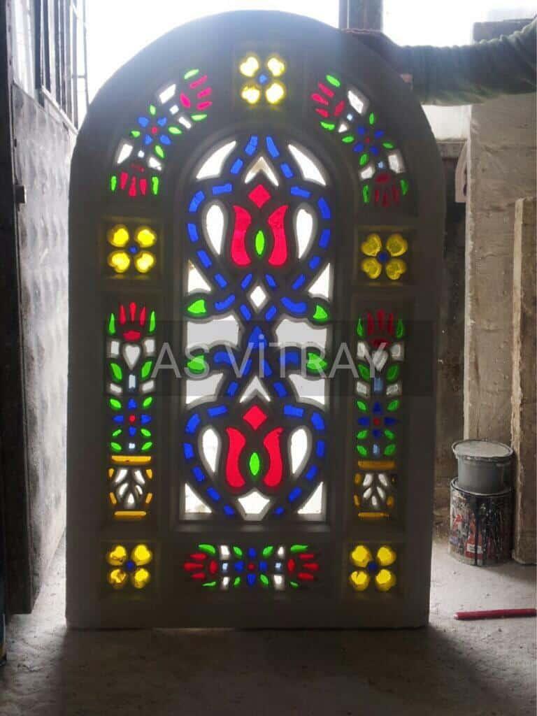 Cami Pencereleri - KOD : 450