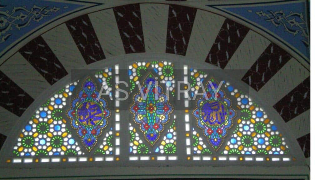 Cami Pencereleri - KOD : 213