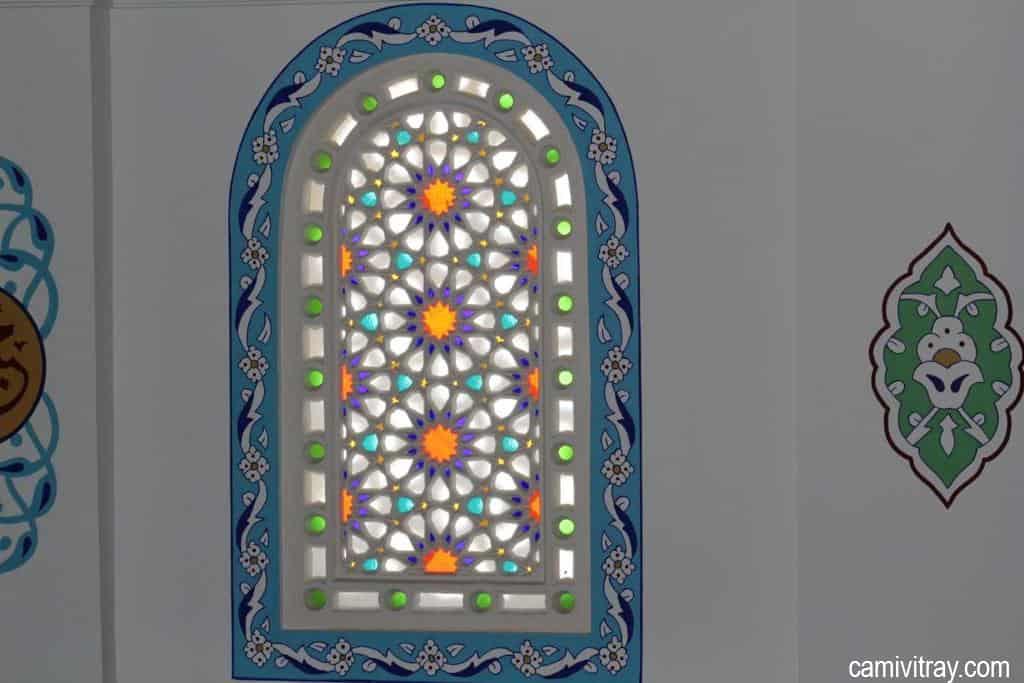 Cami Pencereleri - KOD : 461