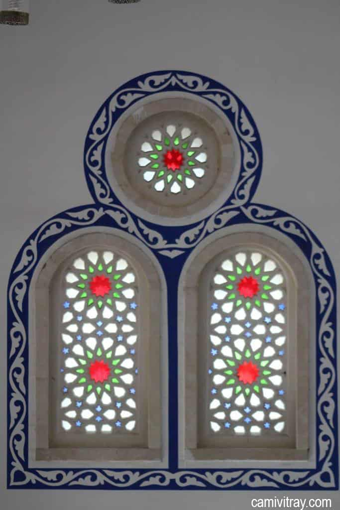 Cami Pencereleri - KOD : 457