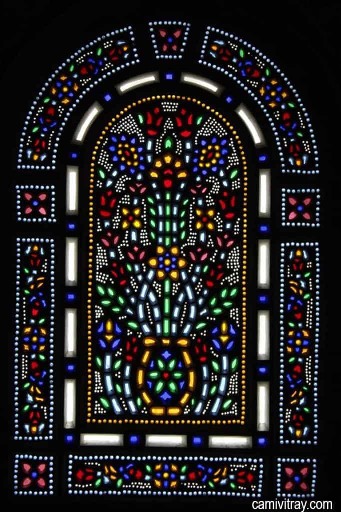 Cami Pencereleri - KOD : 454