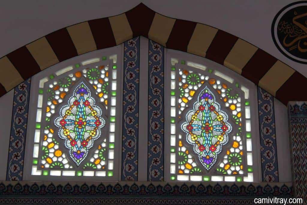 Cami Pencereleri - KOD : 455