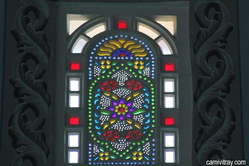Cami Pencereleri - KOD : 456