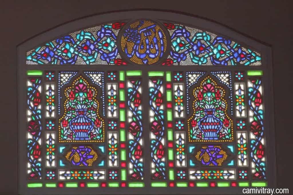 Cami Pencereleri - KOD : 465