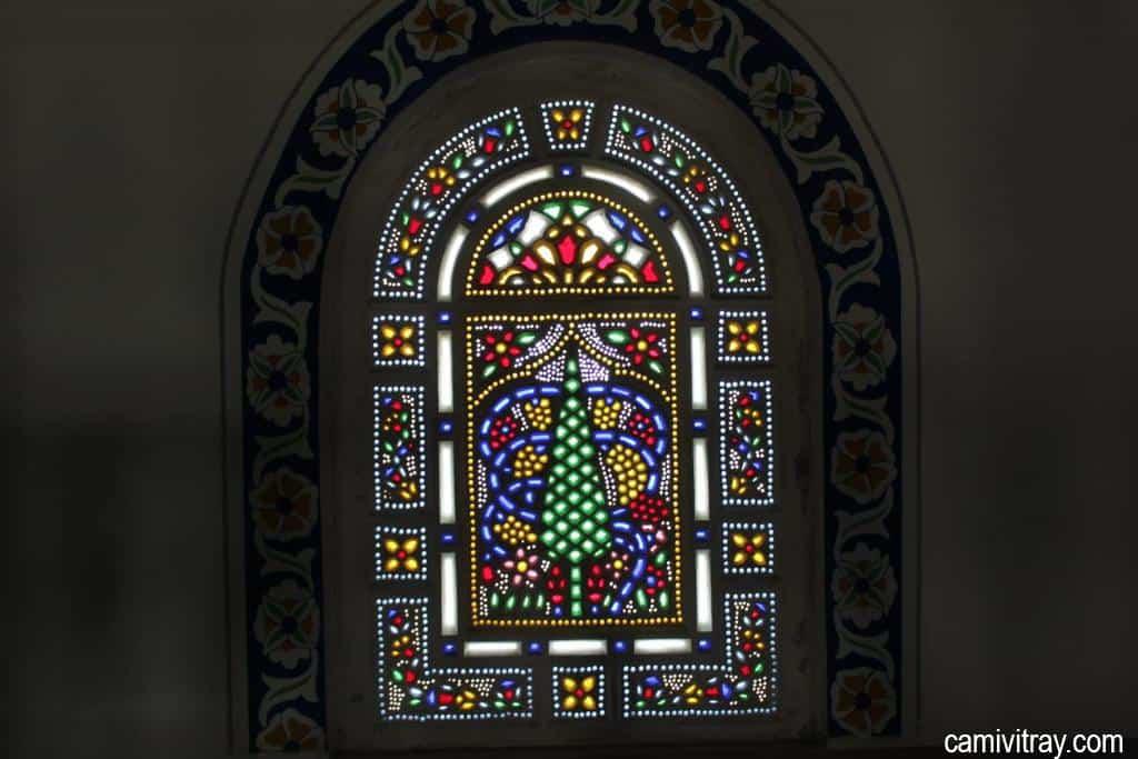 Cami Pencereleri - KOD : 466