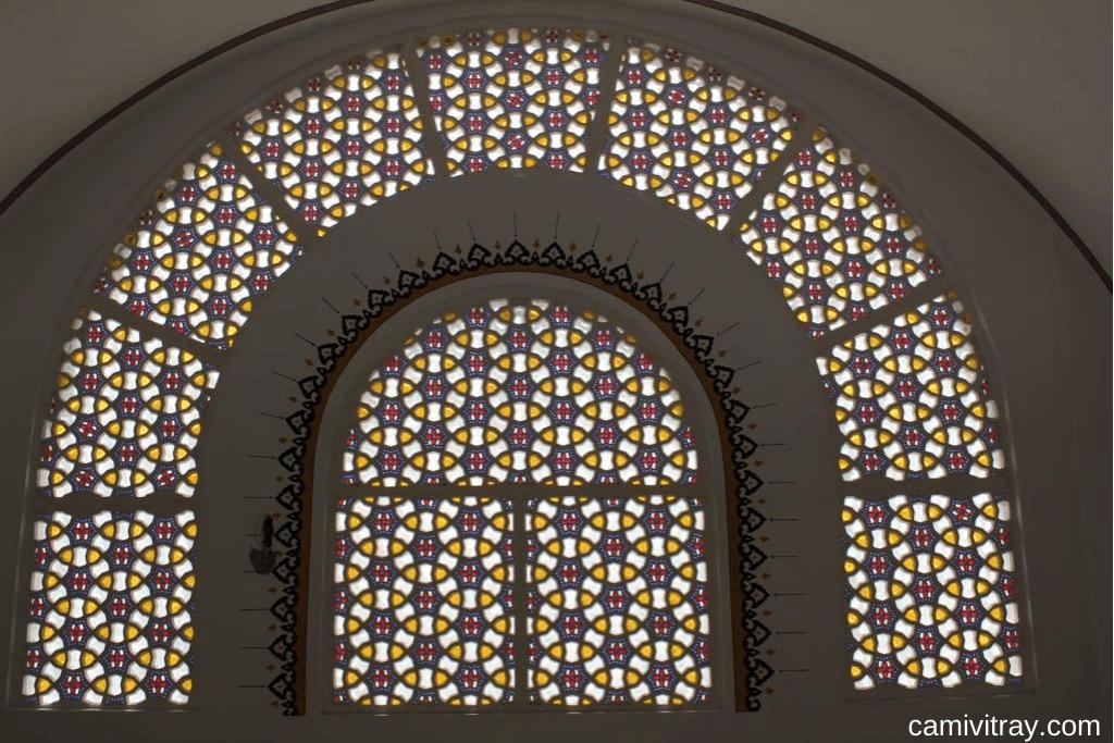 Cami Pencereleri - KOD : 217