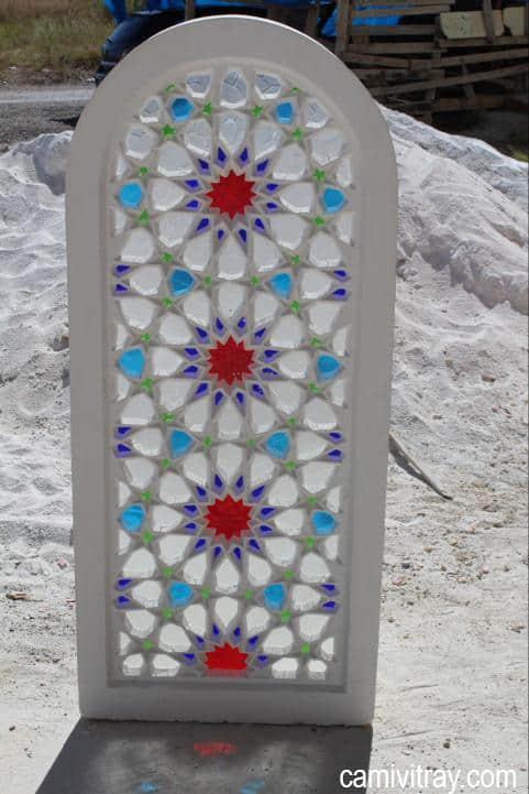 Cami Pencereleri - KOD : 469
