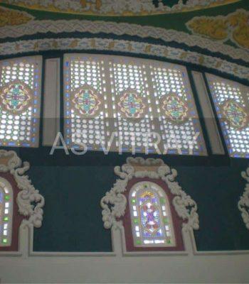 Cami Pencereleri - KOD : 207