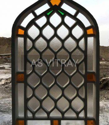Cami Pencereleri - KOD : 413